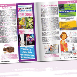 Book a Mum's Mail magazine advert