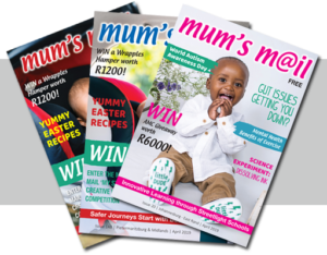 Mum's Mail Magazine new look 2019